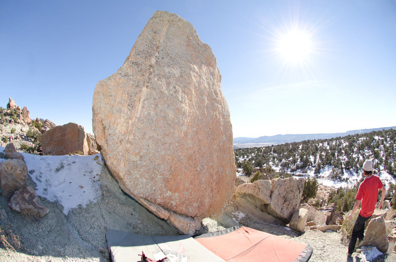 Rock Climbing Photo: This balancy beauty will put your slab game to the...