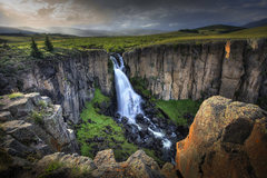 Rock Climbing Photo: Copper Falls near Creede.