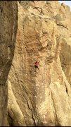 Rock Climbing Photo: Stellar climb!!