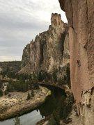 Rock Climbing Photo: Amazing climb