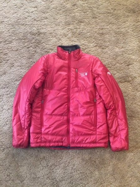 Mountain Hardwear Kompressor synthetic insulated jacket, Sz. Medium