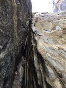 Rock Climbing Photo: P3 is Wild and Wide so get ready and pray for the ...