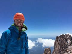 Rock Climbing Photo: Summit of Shasta July 3, 2016