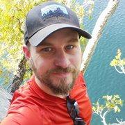 Rock Climbing Photo: Selfie on Shovel Point, MN