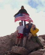 Rock Climbing Photo: Jim's 351st summit