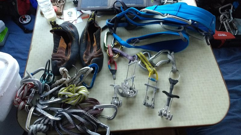 Rock Climbing Photo: All for sale