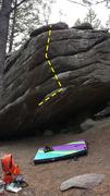 Rock Climbing Photo: Wave Rider.