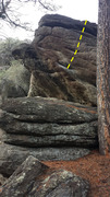 Rock Climbing Photo: Gritty.