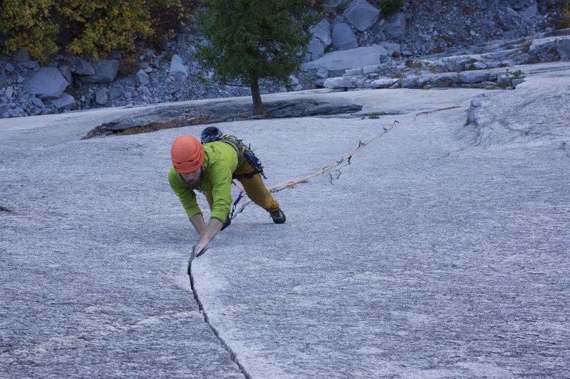 Rock Climbing Photo: Mr Natural