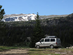 Rock Climbing Photo: Bear Tooth Pass