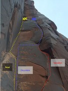 Rock Climbing Photo: Neat and Heyutake