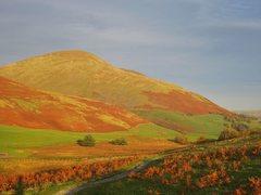 Rock Climbing Photo: Blencathra Mt Autumn