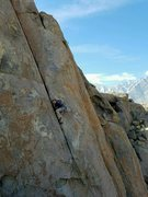 Rock Climbing Photo: F.A. 5.8+ ⭐️⭐️⭐️