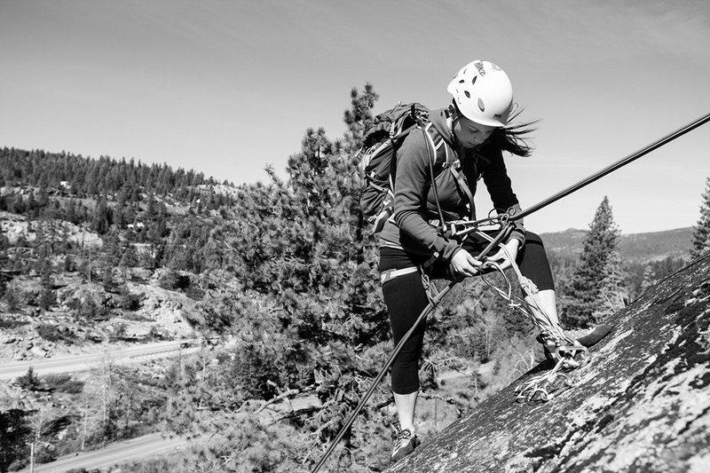 Rock Climbing Photo: Indian Springs