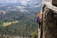 Rock Climbing Photo: Luther Spires