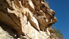 Rock Climbing Photo: E.U., TR.