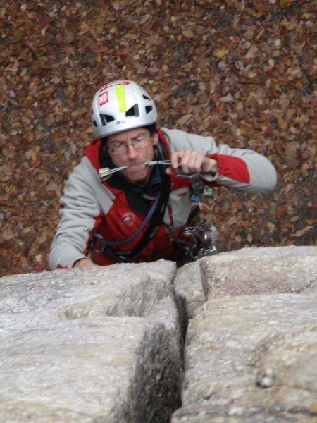 Rock Climbing Photo: MMM...