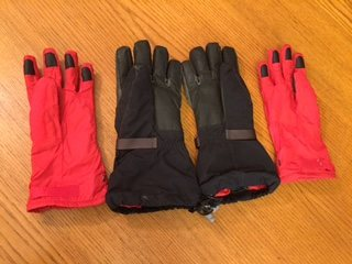 OR Alti gloves, Medium, light use $75