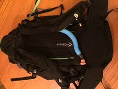 Black Diamond Anarchist Avalung pack, light use, $70