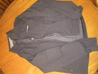 Rock Climbing Photo: Cloudveil M Peak softshell jacket, men's large, ...
