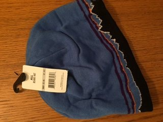 Rock Climbing Photo: Patagonia mountain beanie, brand new, still in bag...