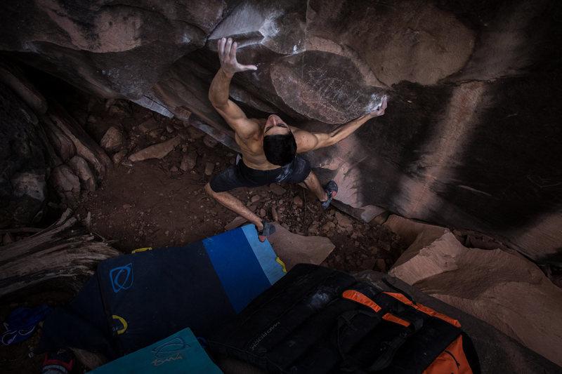 Rock Climbing Photo: Photo cred: Sendaholic