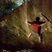 Rock Climbing Photo: Kung Fu, HCR