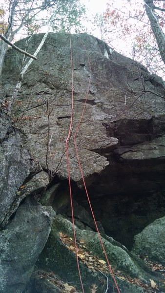 Very fun climbing!! Really enjoyed all the moves between 3rd and 6th bolts.
