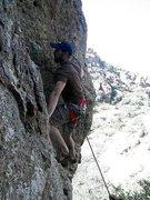 Rock Climbing Photo: FA A Space Oddity