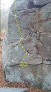 Rock Climbing Photo: Asdf