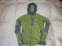 Rock Climbing Photo: Mountain Hardware full zip hoodie women's LG $...
