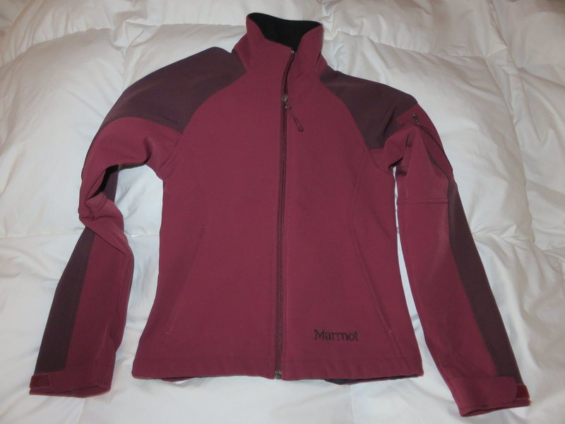 Woman's XS Marmot softshell like new retails for $150 will take $75