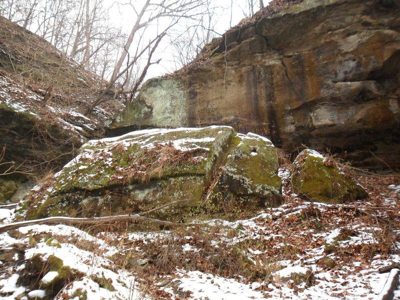 Rock Climbing Photo: Rocky Glen