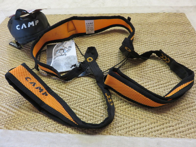 Camp Ultrlight harness New w/tags $25<br> Size small