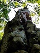 Rock Climbing Photo: Qzte.