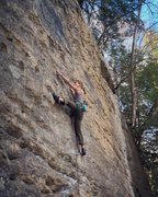 Rock Climbing Photo: Psyberpunk rrg