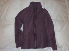 Rock Climbing Photo: Women's Columbia full zip fleece size small $2...