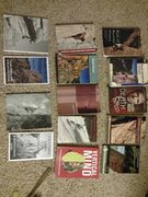 Rock Climbing Photo: Pics of books