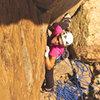 Cool climb<br>