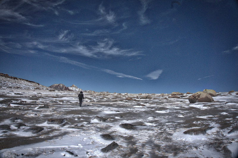 Rock Climbing Photo: Table Mountain Plateau.