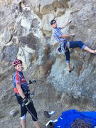 Rock Climbing Photo: The Good, the Bad, and the Ugly. Crag Full of Dyna...