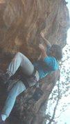 Rock Climbing Photo: John B on powerslave