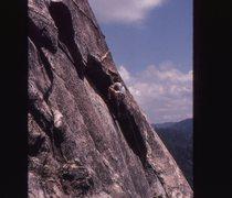 Rock Climbing Photo: Bit O Honey