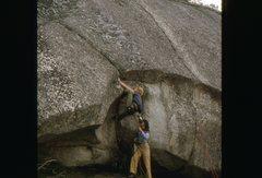 Rock Climbing Photo: Picnic Area