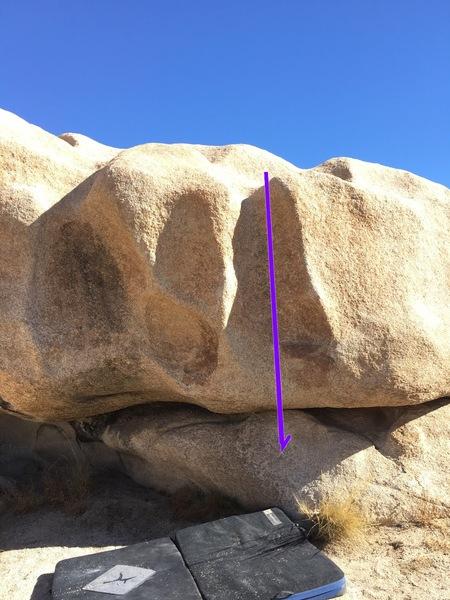Rock Climbing Photo: Feel the Grit