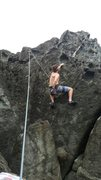 Rock Climbing Photo: Chalk it.