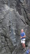 Rock Climbing Photo: Paolo best belayer...