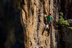 Rock Climbing Photo: goodness.