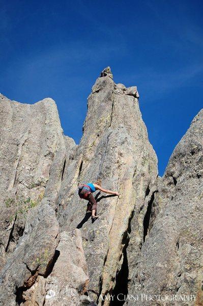 South Seas Climbing Area