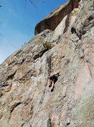 Rock Climbing Photo: Carlton Peak